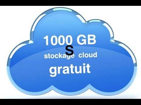 Video 12 ; Comment Obtenir 1000GB Sur Le Stockage Cloud Gratuit FREE 2014