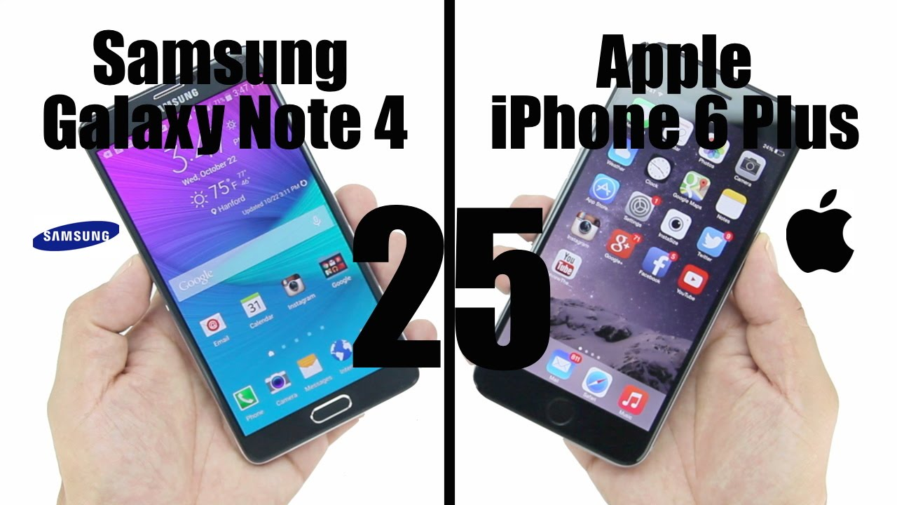 25 Reasons Why The Samsung Galaxy Note 4 Is Better Than ...