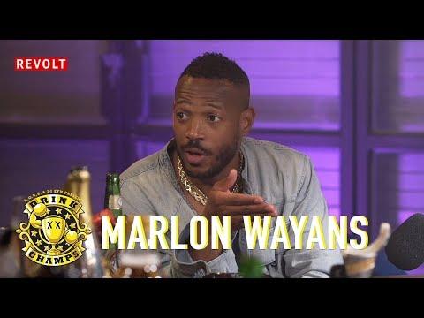 Marlon Wayans | Drink Champs