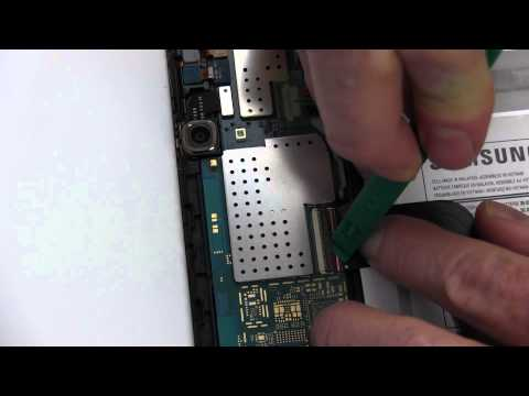 How to Replace Your Samsung Galaxy Tab S 10.5 Battery