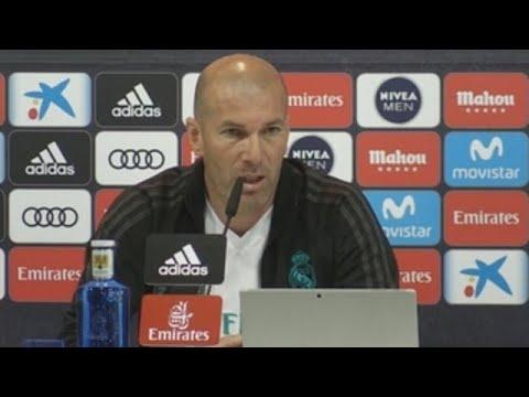 """Zidane: """"El Bayern está mejor este año"""""""