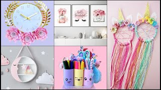 DIY - AMAZING ROOM DECORATING IDEAS YOU WILL LOVE - Cute and Easy