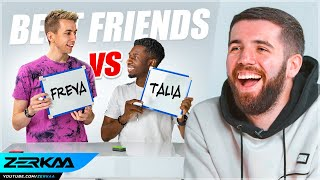 BEST FRIEND VS BEST FRIEND CHALLENGE