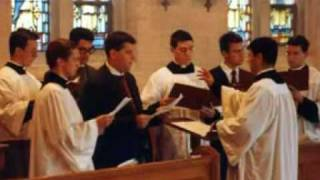 Traditional Gregorian chant - Veni Creator Spiritus