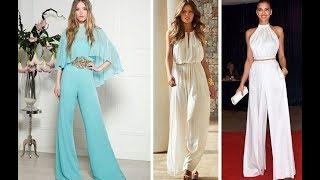 jumpsuits Elegantes para damas | moda 2017 2018