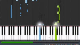 "LOST IN PARADISE - Evanescence [piano tutorial by ""genper2009""]"