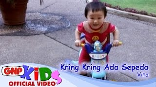 Download Kring Kring Ada Sepeda - Vito - Lagu Anak