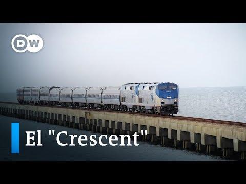 En tren desde