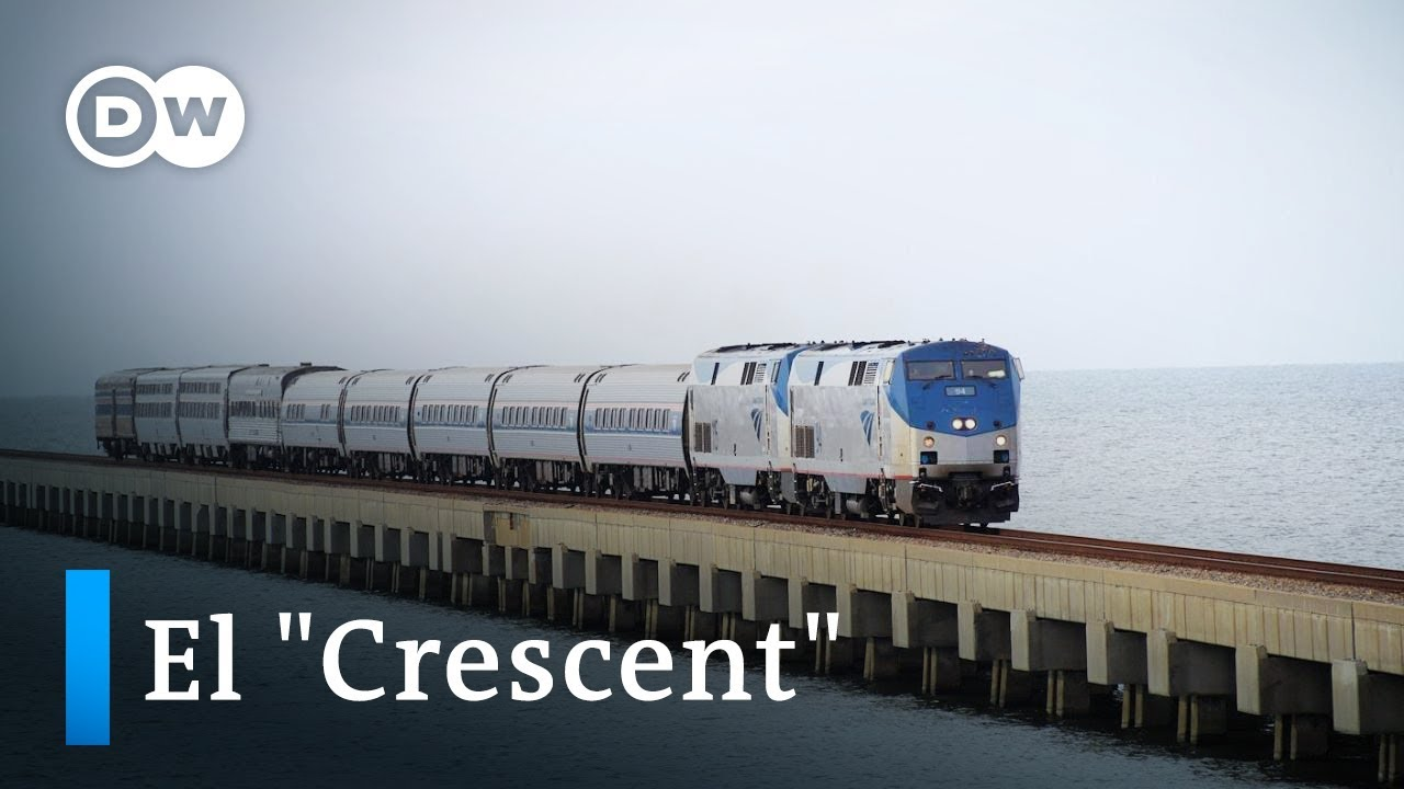 En tren desde Nueva Orleans hasta Nueva York | DW Documental