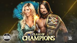 "2017: WWE Clash Of Champions Official Theme Song - ""Champion"" ᴴᴰ"