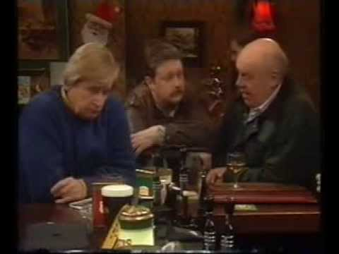 Coronation Street - Jim McDonald And Friends Talk About Alf Roberts
