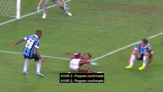 Flamengo (BRA) vs Gremio (BRA). MINUTO: 52'
