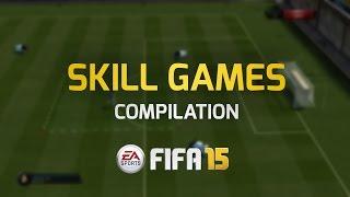 FIFA 15 | Skill Games Compilation #01