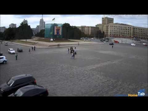 Веб-камера онлайн площадь Свободы, Харьков - Camera.HomeTab.info