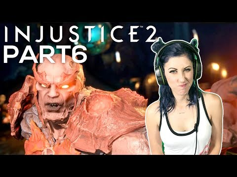 INJUSTICE 2 Walkthrough Part 6 Story Mode Gameplay