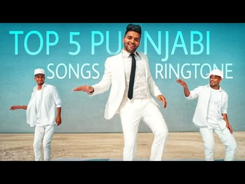 (Download) Top 5 Punjabi Songs Ringtone for Free latest 2018