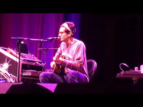 John Mayer - My Stupid Mouth/Who says (Live at The Masonic/Alice in Winterland, SF) 1-11-2018