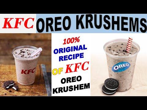 Original KFC Oreo