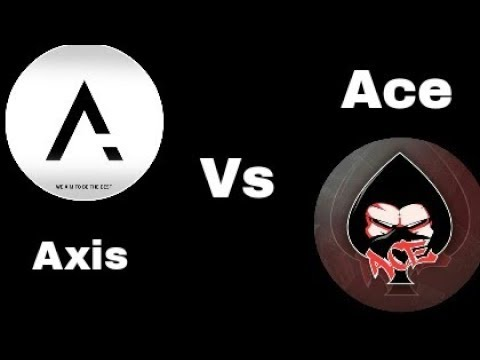 Axis eSports Vs Ace Gaming Scrim!!! - South African Hardpoint Scrim