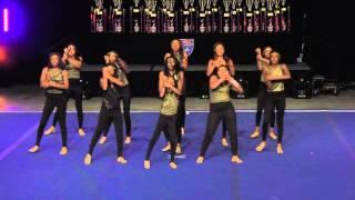 Brooklyn Chief Cheerleaders Dance  2015 AYC dance champions
