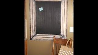 Diy: Painted Picture Frame | Decorating Ideas