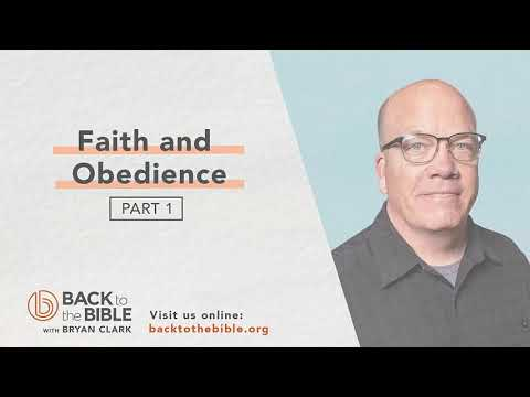 Ignite Your Faith: Genesis 12-25 - Faith and Obedience pt. 1 - 9 of 25