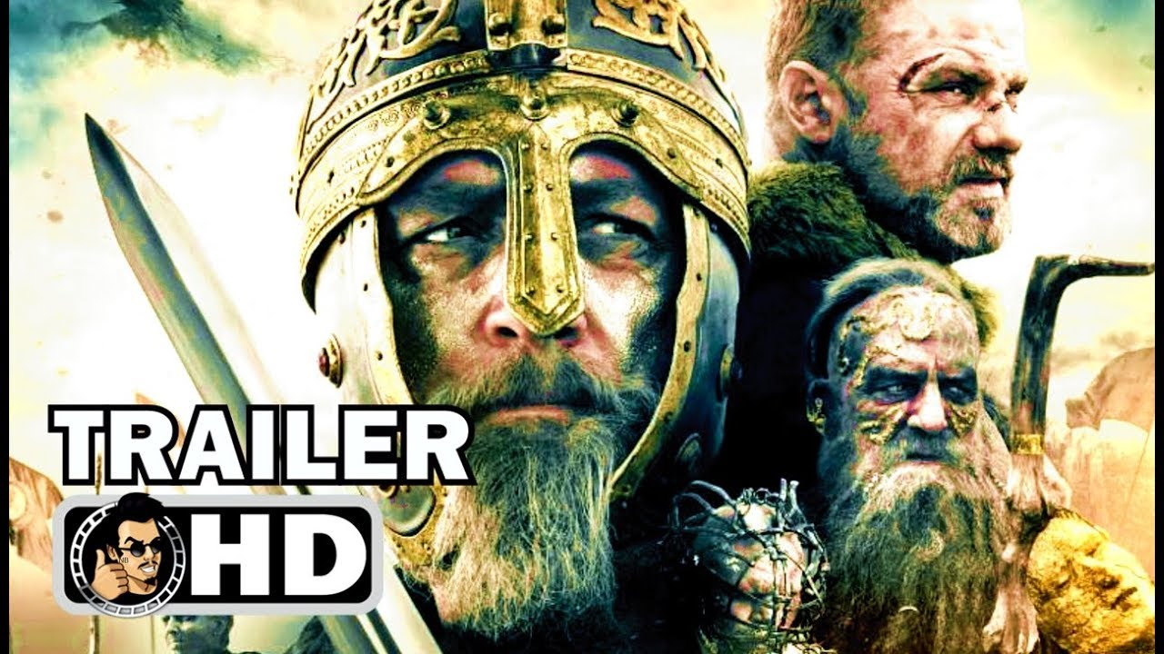 THE LAST WARRIOR Official Trailer (2018) Action Movie HD - YouTube