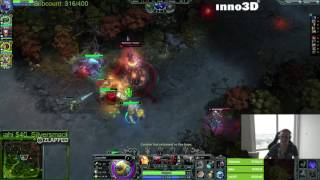 [HoN]Losing mid + Recovery - Gauntlet!