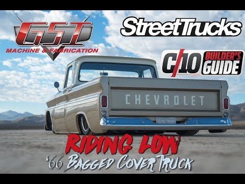 C10 Builder's Guide Cover Truck
