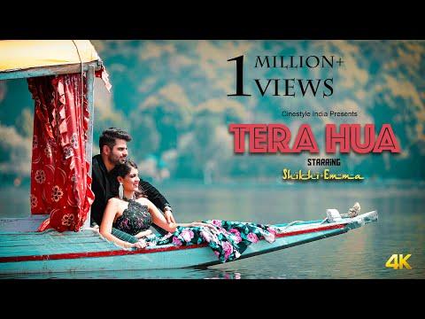Tera Hua | Best Pre Wedding 2018 | Kashmir | Dal Lake | Gulmarg | Shikhi & Emma | Cinestyle India