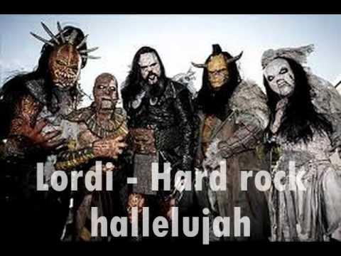 lordi hard rock hallelujah