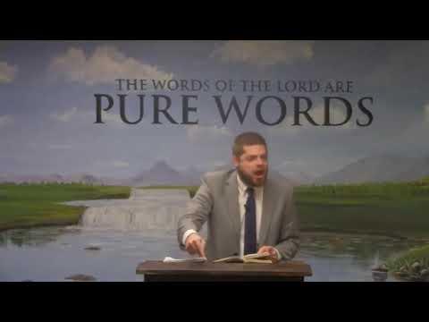Leute, die verstehen, dass die Hölle ewig ist, sollten Seelengewinnen gehen! (Pastor Shelley)