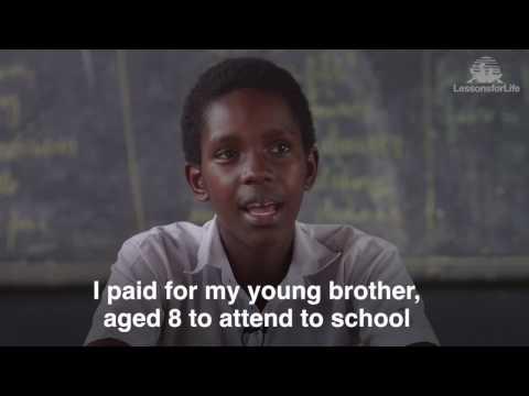 Richess's Story - Kigali, Rwanda