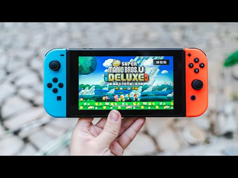 三分钟了解国行任天堂Switch   Nintendo Switch Review