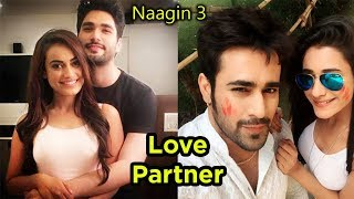 Real Life Love Partner of Naagin 3 Actors | You Never Knew