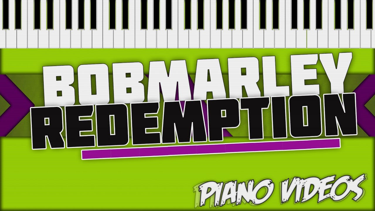 Redemption song bob marley piano tutorial piano covers youtube redemption song bob marley piano tutorial piano covers hexwebz Image collections