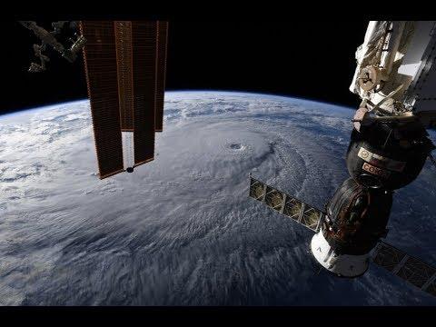 Les images impressionnantes de l'ouragan Lane vu de l'espace streaming vf
