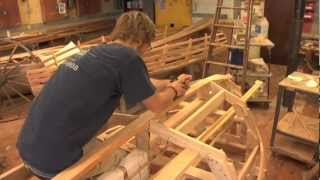 Boat Building Program at Cape Fear Community College