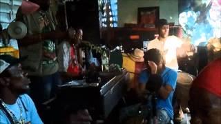 The Congo & Chinna Smith w/ Inna De Yard Allstars  - LAMB SHALL ROAR {Rehearsals}