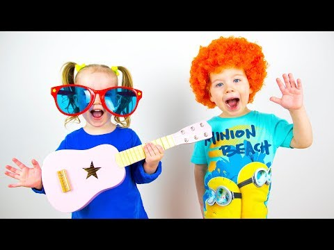 Colors Song - Baby Nursery Rhymes with kids