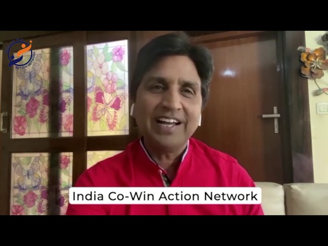 Dr. Kumar Vishwas on how the ICAN platform is helping make India Corona Free