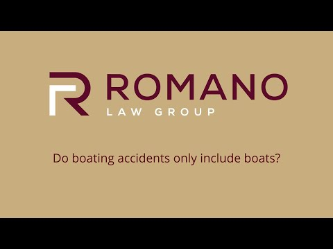 Do boating accidents only include boats?