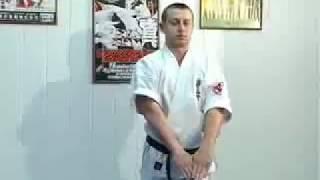 Уроки киокушинкай Каратэ - Урок 3
