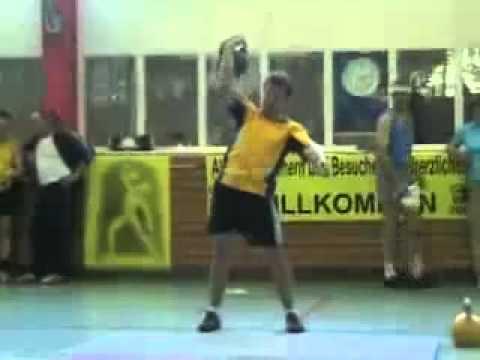 Paul Tucker snatching 2006 Masters Hamburg