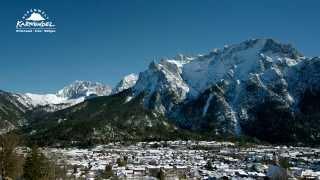 Urlaubsregion Alpenwelt Karwendel - Mittenwald, Krün & Wallgau