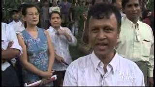 Obama makes history in Burma, Cambodia