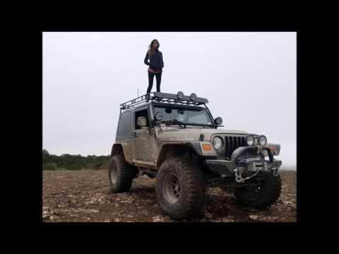 Installing and Reviewing a Garvin Wilderness Expedition Roof Rack on a Wrangler TJ