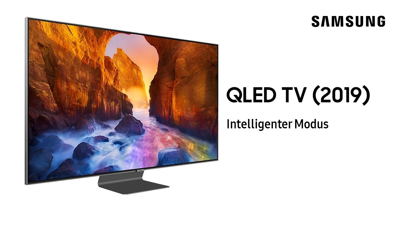 Samsung Qled Tv 2019 Ambient Mode Youtube