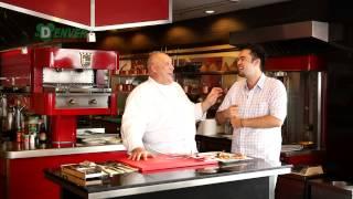 เชฟมือทอง (Chef Mue Thong) 12-09-15 เมนู: สเต็กเนื้อและตับห่านราดซอสไวน์