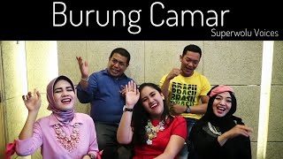 Superwolu Voices - Burung Camar (Vina Panduwinata Cover)